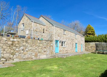 Thumbnail 4 bed barn conversion for sale in Trewennack, Helston