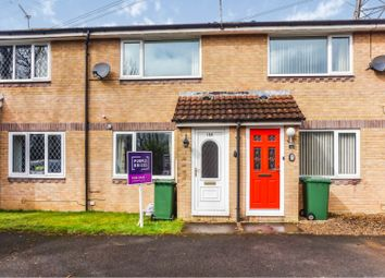 Thumbnail 2 bed terraced house for sale in Ynysddu, Pontyclun