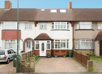 Thumbnail 4 bed terraced house for sale in Elm Close, Carshalton