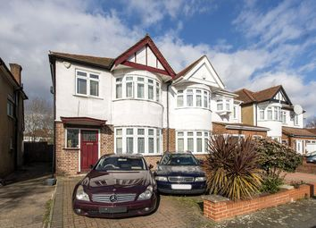 3 bed semi-detached house for sale in Grange Avenue, Stanmore HA7