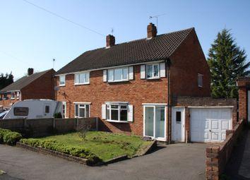 Thumbnail 3 bed semi-detached house to rent in Sandringham Road, Penn, Wolverhampton