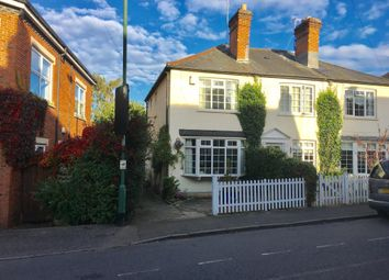 Thumbnail 3 bed end terrace house for sale in South Ascot, Berkshire