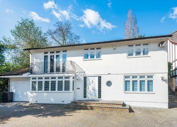 Elmstead Lane, Chislehurst, Kent BR7. 5 bed detached house for sale