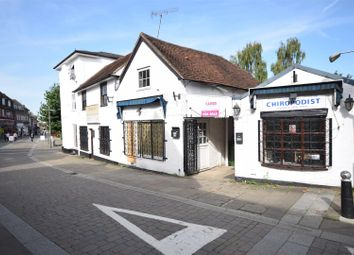 Thumbnail 1 bed maisonette for sale in High Street, Leatherhead