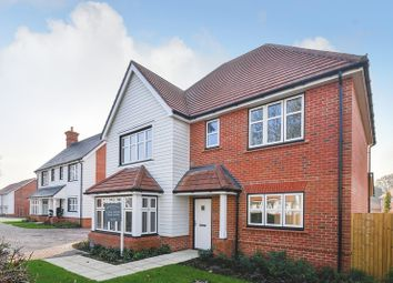 Thumbnail 4 bedroom detached house for sale in Worthing Road, Southwater