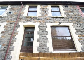 Thumbnail 3 bed terraced house for sale in Lower Viaduct Terrace, Crumlin, Newbridge