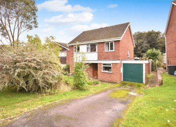 Thumbnail 4 bed detached house for sale in Laburnum Drive, Madeley, Telford