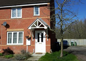 Thumbnail 3 bed end terrace house for sale in Tuscans Close, Calvert, Buckinghamshire