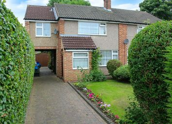 Thumbnail 4 bed semi-detached house for sale in Fairways Close, Harrogate