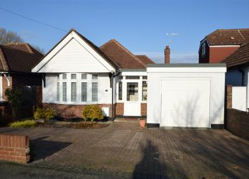 Thumbnail 3 bed detached bungalow for sale in Manor Drive, Ewell, Epsom