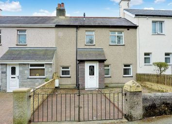Thumbnail 3 bedroom property for sale in Maes Cadnant, Caernarfon