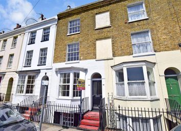 Thumbnail 4 bed terraced house for sale in Hardres Street, Ramsgate, Kent