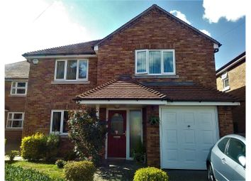 Thumbnail 4 bed detached house for sale in Lyra Close, Gillingham