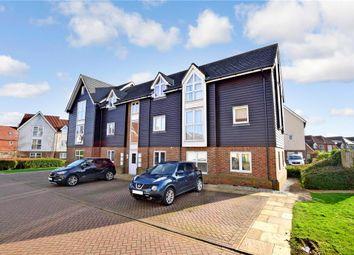 2 bed flat for sale in Paxton Avenue, Hawkinge, Folkestone, Kent CT18