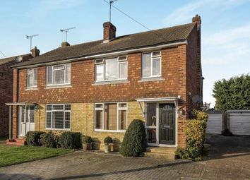 Thumbnail 4 bed property for sale in Byfleet, Surrey, .
