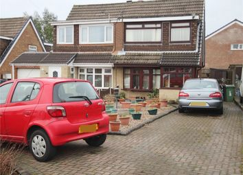 Thumbnail 3 bed semi-detached house for sale in Lockerbie Place, Winstanley, Wigan, Lancashire