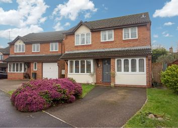 Thumbnail 4 bedroom detached house for sale in Caernarvon Drive, Newport