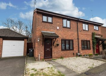 Thumbnail 3 bed semi-detached house for sale in Osprey Close, London