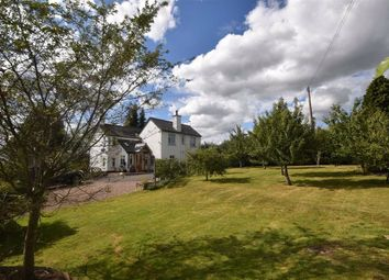 Much Cowarne, Bromyard, Herefordshire HR7. 4 bed detached house for sale