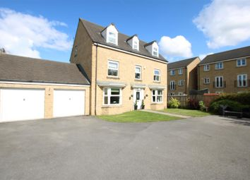 Thumbnail 5 bed detached house for sale in Hornbeam Grove, Northowram, Halifax