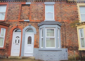 Thumbnail 3 bedroom terraced house for sale in Geraint Street, Toxteth, Liverpool