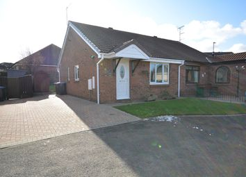 Thumbnail 2 bed bungalow for sale in Whitby Close, Bishop Auckland