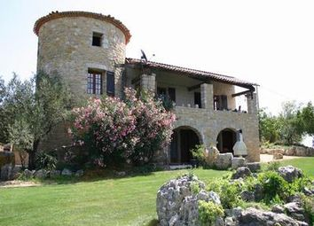 Thumbnail 10 bed equestrian property for sale in St-Sauveur-De-Cruzieres, Ardèche, France
