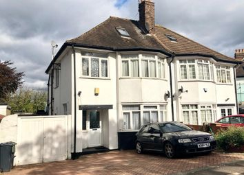 Thumbnail 4 bed semi-detached house for sale in Bewlys Road, West Norwood, London
