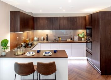 Thumbnail 3 bed flat for sale in Thames Street, London