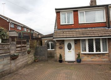 Thumbnail 3 bed semi-detached house for sale in 3 Upton Way, Walshaw, Bury