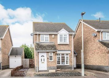 Thumbnail 3 bed detached house for sale in Clover Avenue, Bedford, Bedfordshire, .