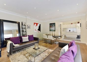 Thumbnail 2 bed flat to rent in Ashburn Place, South Kensington