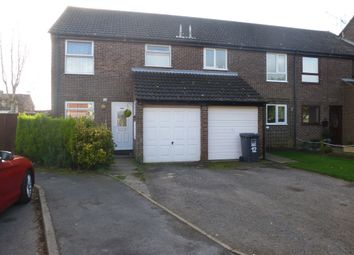 Thumbnail 4 bedroom end terrace house for sale in Calthorpe Close, Stalham, Norwich