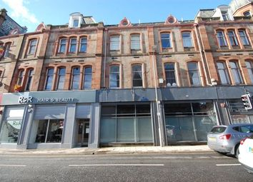 Thumbnail 1 bed flat to rent in 143 High Street, Galashiels