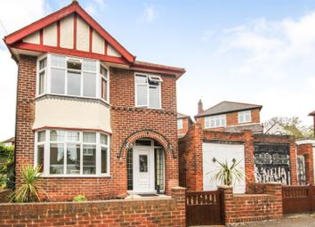 Thumbnail 3 bed detached house for sale in Wadham Road, Woodthorpe, Nottingham