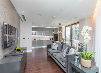 Thumbnail 1 bed flat for sale in Ponton Road, London