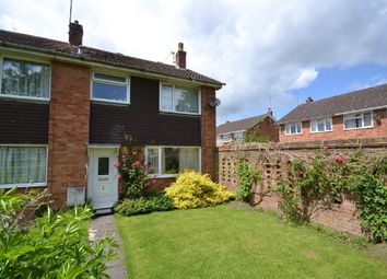 Thumbnail 3 bed end terrace house for sale in Caernarvon Close, Cheltenham