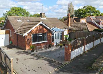 Thumbnail 2 bed detached bungalow for sale in Blackbrook Park Avenue, Fareham