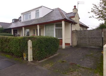 Thumbnail 3 bed semi-detached bungalow for sale in Welbeck Avenue, Fleetwood