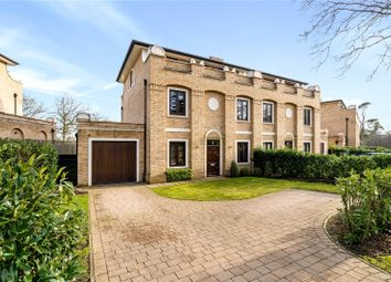 Thumbnail 5 bed semi-detached house to rent in Clarence Park Crescent, Stanmore, Middlesex