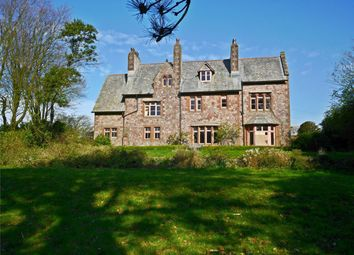 Thumbnail 10 bed detached house for sale in The Old Vicarage, Irton, Holmrook, Cumbria