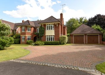 Thumbnail 5 bedroom detached house for sale in Carlesgill Place, Henley-On-Thames