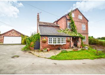 Thumbnail 7 bed farmhouse for sale in Oakes Corner, Nantwich