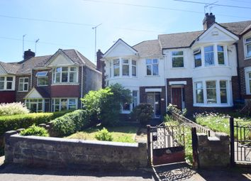 Thumbnail 3 bed end terrace house for sale in Abbey Road, Coventry