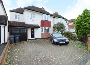 Thumbnail 4 bed detached house for sale in Portland Avenue, New Malden