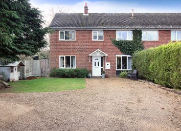 Thumbnail 5 bed semi-detached house for sale in St. Edmunds Road, Lingwood, Norwich