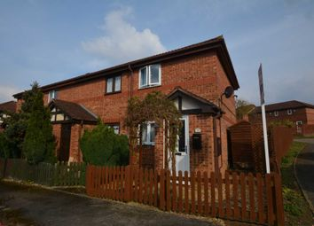Thumbnail 1 bed semi-detached house to rent in Primatt Crescent, Shenley Church End, Milton Keynes