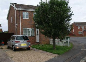 Thumbnail 2 bedroom semi-detached house to rent in Burley Avenue, Cleethorpes
