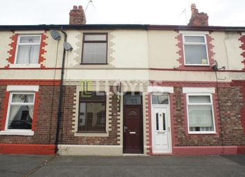 Thumbnail 2 bed terraced house to rent in Venns Road, Warrington