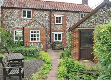 Thumbnail 4 bed end terrace house for sale in Tittleshall Road, Litcham, King's Lynn, Norfolk